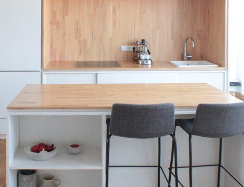 Kleine Küchen einrichten: Große Ideen für wenig Platz!